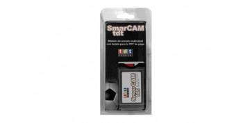 Instalación imagen, sonido y telefonía - TARJETA PCMCIA CAM-TDTPRE