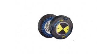 Productos para el automovil - CADENA NIEVE FUNDA TEXTIL FIX&GOTEX MODELO \