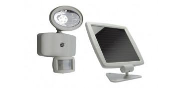 Generadores - KIT ILUMINACION SOLAR SUNLIGHT MODELO CON DETECTOR