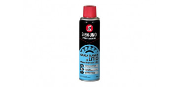 Engrase y lubricacion industrial - GRASA BLANCA DE LITIO SPRAY 250 ML
