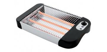 Electrodomesticos de cocina - TOSTADOR PLANO 20X25 CM