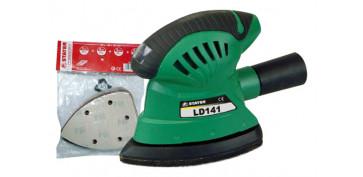 Lijadoras electricas - LIJADORA ORBITAL LD141 180 W+SET LIJAS