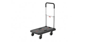 Transporte industrial - CARRO PLATAFORMA SUPER PLEGABLE 120 KG