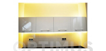 Iluminacion vivienda - TIRA LED KIT 5M BLANCO-FRIA