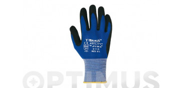 GUANTE NITRILO/PU T-TOUCH AGILITY T-8