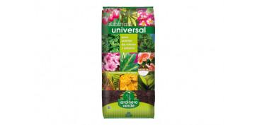 Plantas y cuidado de las plantas - SUBSTRATO UNIVERSAL CON PERLITA 15 LITROS
