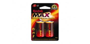 Pilas y baterías - PILA ALCALINA MAX LR14 BL2-C