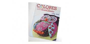 Librería y papeleria - COLORES CREATIVOS PARA DECORAR PASTELES LINDY SMITH