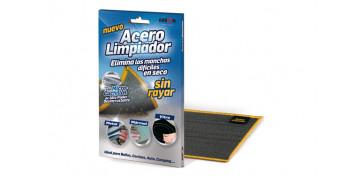 ACERO LIMPIADOR INOX