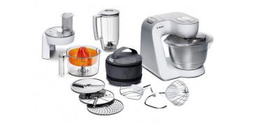 Electrodomesticos de cocina - ROBOT DE COCINA MUM5-BLANCO