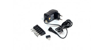 ALIMENTADOR REGULABLE (3-12V) 600MA