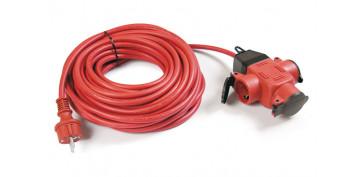 Cables - PROLONGADOR JARDIN 10M 3X1,5