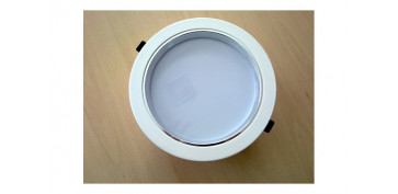 Cuidemos nuestro planeta - DOWNLIGHT REDONDO LED 26W BLANCO-200 MM