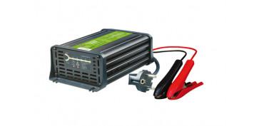 Generadores - CARGADOR BATERIAS PLOMO 12V 5A/35-100AH