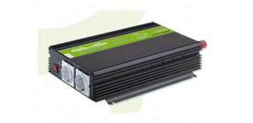 Generacion energia solar y eolica - INVERSOR1200W-CARGADOR 75-300AH
