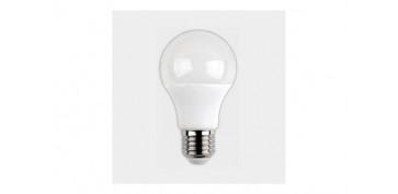 LAMPARA LED ESTANDAR 7W E-27 LUZ CALIDA (3000K)