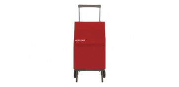 Reutilizable Eco-Friendly - CARRO COMPRA PLEGAMATIC ORIGINAL ROJO
