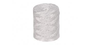 Cuerdas y cintas - HILO RAFIA 400 1C (2,3MM) 700 GR BLANCO