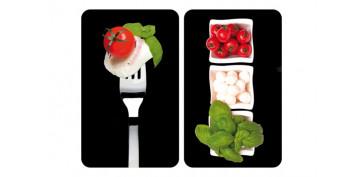 Ordenacion y conservacion de cocina - TABLA VIDRIO COCINAS CARPRESE 2UD. 30X52CM