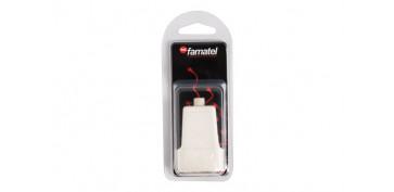 Material instalacion electrico - BASE MOVIL 10A BLANCO