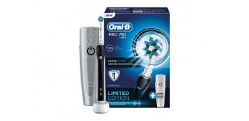CEPILLO DENTAL ORAL-B PC750 CROSS ACTION BLACK