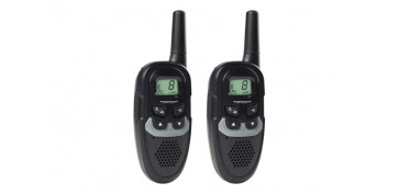 WALKIE-TALKIES 6KM 8 CANALES