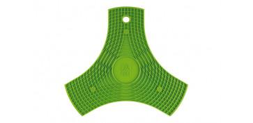 Textil y costura - PROTECTOR-SALAVAMANTEL SILICONA SAFE VERDE