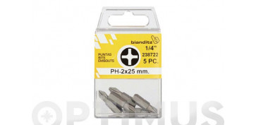 PUNTA ATORN PH 1/4 (BL 5PZ) 4 X 32 MM