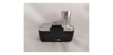 Complementos y repuestos de maquinaria - BATERIA NI-CD K-TRB-3 18 V