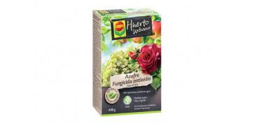 Plantas y cuidado de las plantas - FUNGICIDA AZUFRE ANTIOIDIO 450 GR