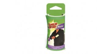Productos de limpieza - QUITAPELUSAS RECAMBIO RODILLO 56 USOS