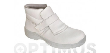 Calzado de seguridad - BOTA MERLOT SY S2 T.44 BLANCA