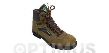 Calzado de seguridad - BOTA TREKING KAKI 2000-T-40