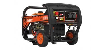 Generadores - GENERADOR 3KVA JACA