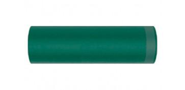 Reciclaje - SACO BASURA CIERRA FACIL 120L (10U) 85X102 VERDE G-160