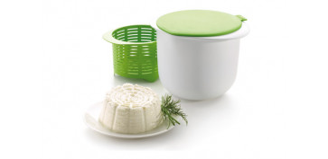 CHEESE MAKER-QUESO FRESCO 1L-BLANCO-VERDE