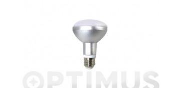 LAMPARA REFLECTORA LED 870LM R80 10W LUZ BLANCA (5000K)