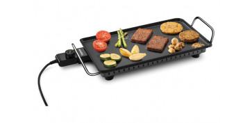 Electrodomesticos de cocina - PLANCHA ASAR CHEF FAMILY 2500W 26X46CM