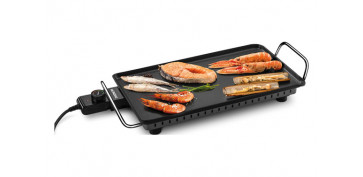 PLANCHA ASAR CHEF PARTY 2500W 36X60CM
