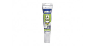 Masillas y siliconas - ADHESIVO SELLADOR MS 1000 USOS 100 ML BLANCO