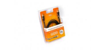 Instalación imagen, sonido y telefonía - PROLONGADOR ANTENA TV CON FILTRO LTE-ANTI 4G 1,5M NEGRO