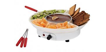 Electrodomesticos de cocina - SET FONDUE CHOCOLATE ELECTRICA