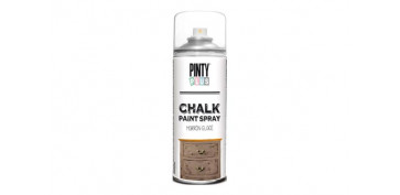 Aerosol o spray - PINTIPLUS CHALK 520CC MARRON GLACE