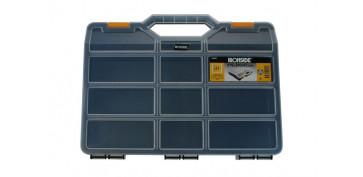 Portaherramientas - ESTUCHE 21 SEPARADORES MOVILES 378 X 290 X 61 MM
