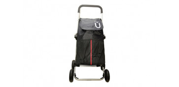 Textil y costura - CARRO ALUMINIO 4 RUEDAS BLACK 40L