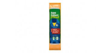 Utiles de limpieza - ROPA PROTECT TRANSPARENTE 6U 65X140 G-85