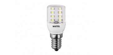 LAMPARA LED FRIGORIFICO E14 1,5W LUZ BLANCA