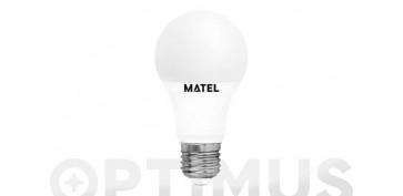 LAMPARA STANDAR LED AL+PC E27 10W LUZ BLANCA