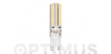 LAMPARA SILICONA LED G9 5W LUZ BLANCA