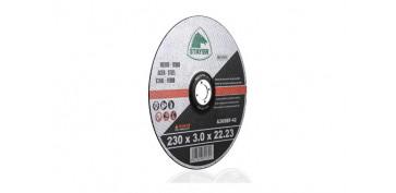 Discos - DISCO CORTE STANDARD HIERRO 230X3X22